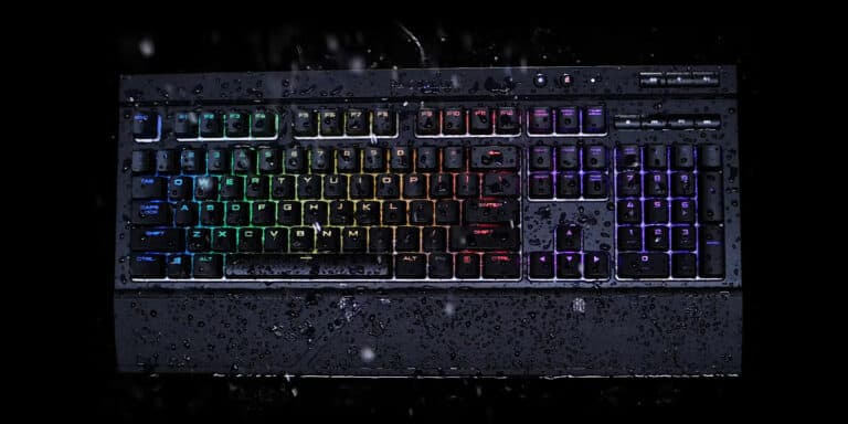 Top 7 Best Waterproof/Spillproof Keyboards