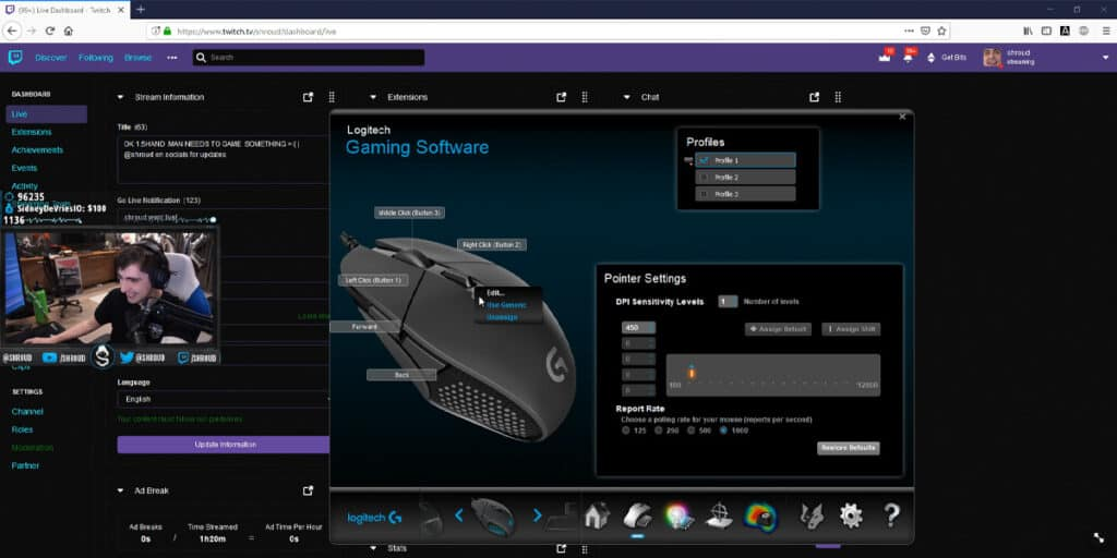 How To Change Mouse DPI?