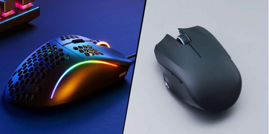 Gaming Mouse Vs. Regular Mouse