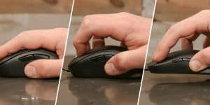 Palm vs Claw vs Fingertip Grip: Which is the Best Mouse Grip Style?