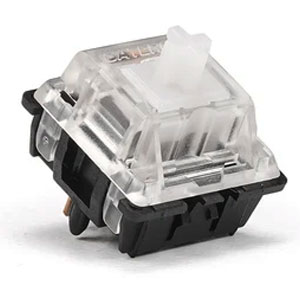 Gateron Clear Linear Switches