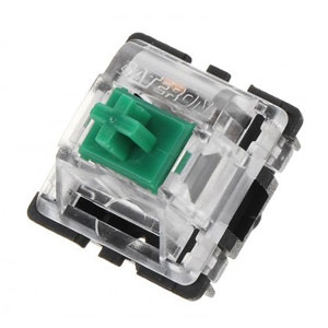 Gateron Green Clicky Switches