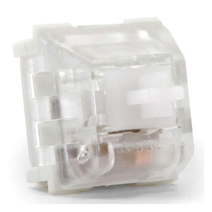 Halo Clear Tactile Switches
