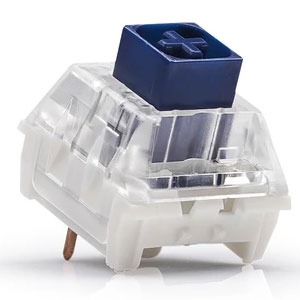 Kailh BOX Navy Clicky Switches