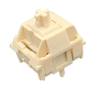 Kailh Cream Linear Switches