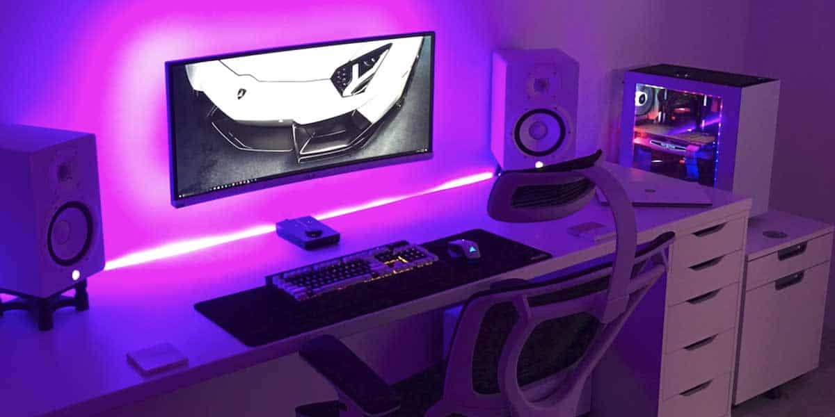 what do you need for a gaming setup
